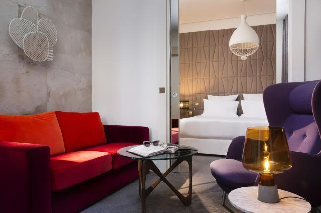 Hotel Dupond Smith - Galerie